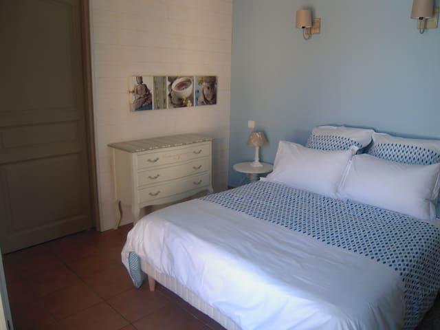 Chambre proche Avignon avec piscine - Le Pontet - Casa