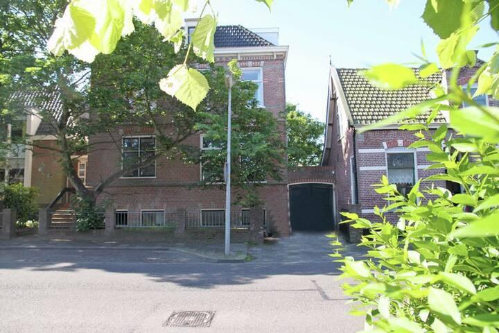 Gezellig appartement in Egmond aan Zee vlak bij het strand