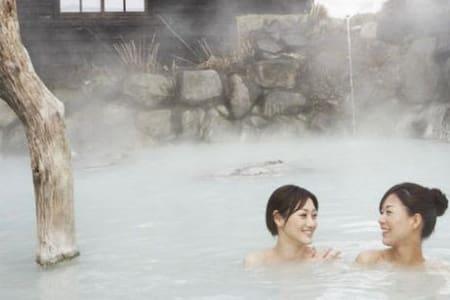 Delux room in Hotspring Resort, free mud spa