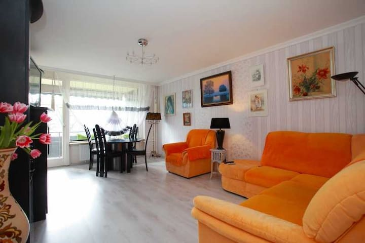 2 Zimmer Apartment | ID 6265 | WiFi, Apartment