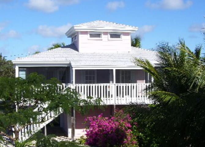 Beautiful waterfront Oceanside Cottage by Key West - Summerland Key - Bungalou