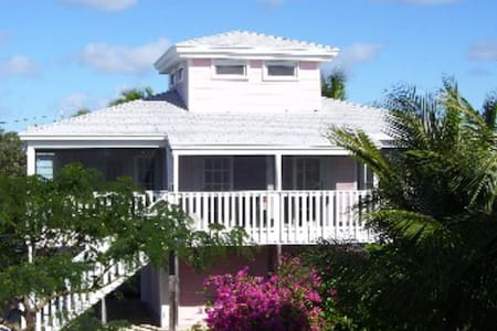 Beautiful waterfront Oceanside Cottage by Key West - Summerland Key - Bungalow