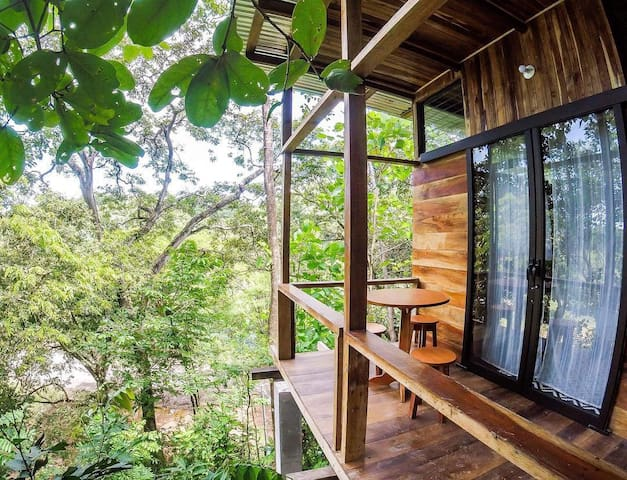 Surf Sámara Treehouse 1