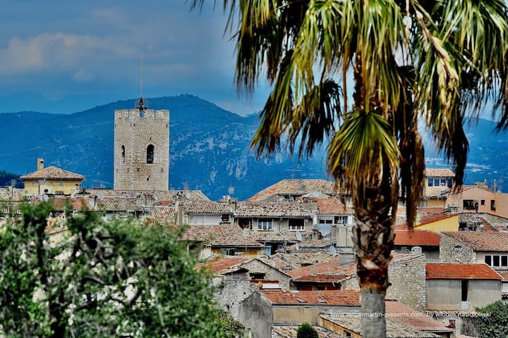 The best spots in and around Vence