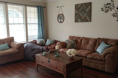 Private room in cozy town home - Austin - Other