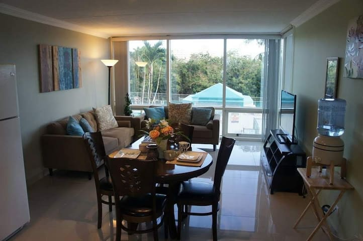 Cozy apartment for long stay in Guam. 10-20% off.