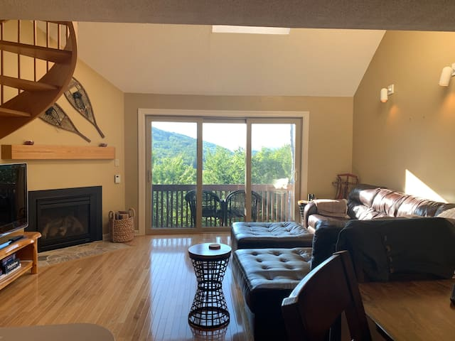 Clean, quiet and cozy mountain get away Condo