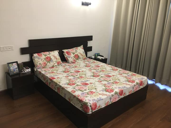 4BHK all amenities peaceful good vibe,Pet friendly