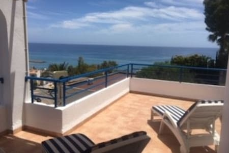 Mojacar playa apartment.