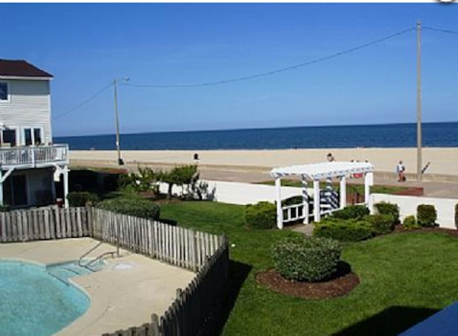 Boardwalk Beach Getaway Flats For Rent In Buckroe Beach Hampton Virginia United