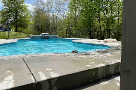 Pool House Listing  (Private Pool)