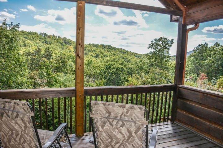 MLC_Treetop_Tranquility - Blue Ridge - Apartamento