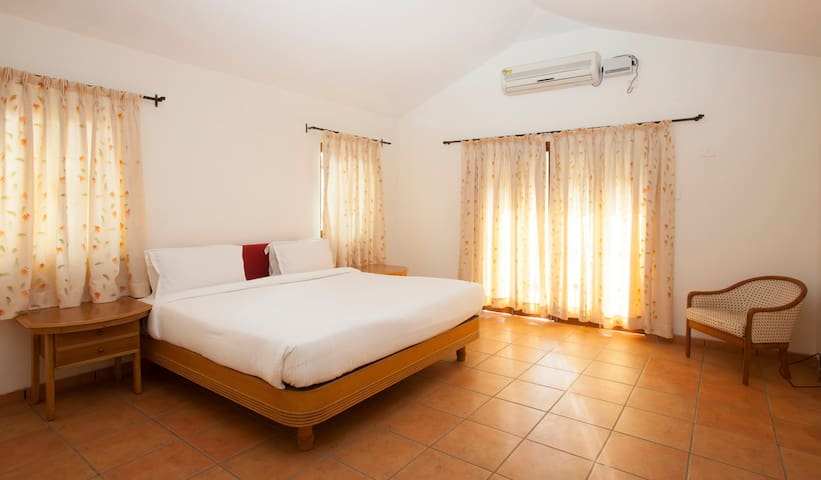 Elegant 2 BHK in serene location @ Betalbatim - Betalbatim - 公寓