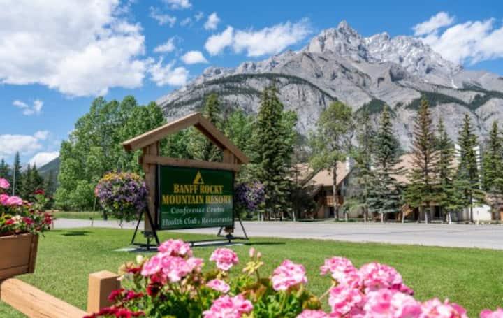 Banff Rocky Mountain Resort 1 Bedroom 1 Bathroom