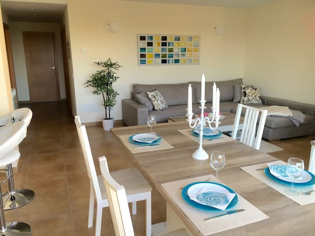Modern Apartment with pool, only 100m to the beach - Cala Millor - Appartement