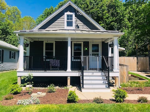 The Grove: beautiful two bedroom home