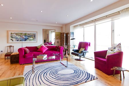 Luxury 2 Bed Apt with Stunning View - Newport - Appartement