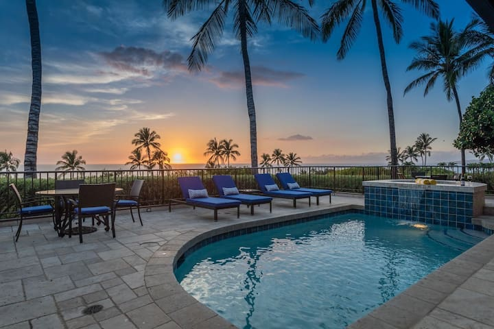Ocean & coastline views, Villa, Private pool, Luxury, Villas at Mauna Kea #39