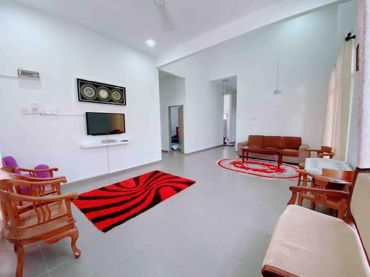 Zee Homestay Alor Setar Rumah Banglow FREE WIFI