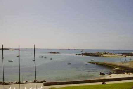 villa bord de mer - Ploudalmézeau