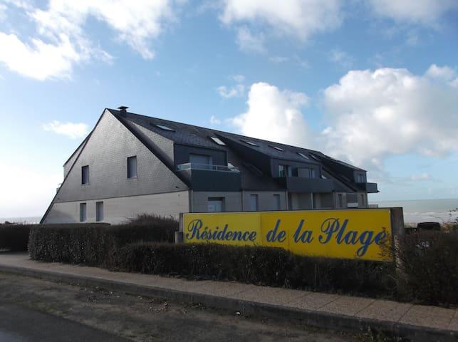 """""""Nouveau""""Jullouville résidence de la plage"""