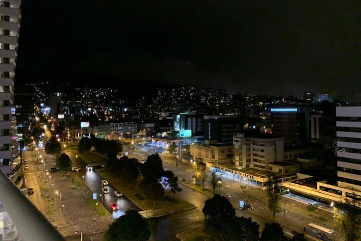 Comodidades Modernas en Quito