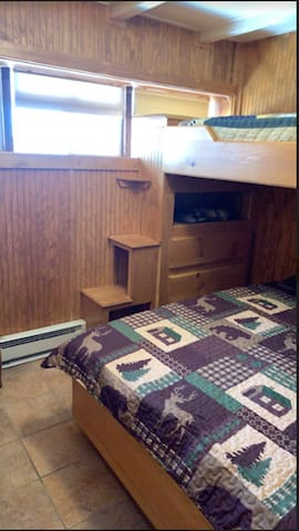 1- Full Bed / 1 Twin Bed Lower Level