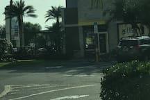 24 hrs McDonalds 0.8 miles