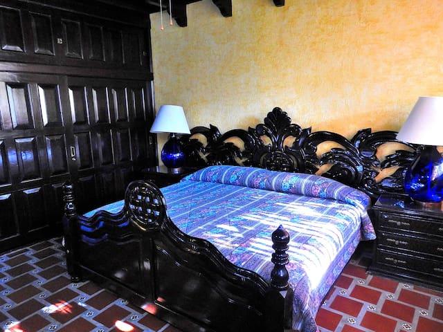 Habitación bungalow #1 cama King Size