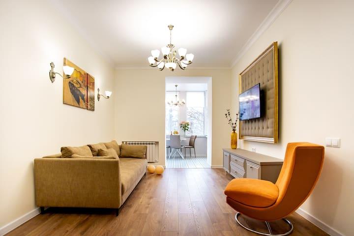 Nice city view apartment