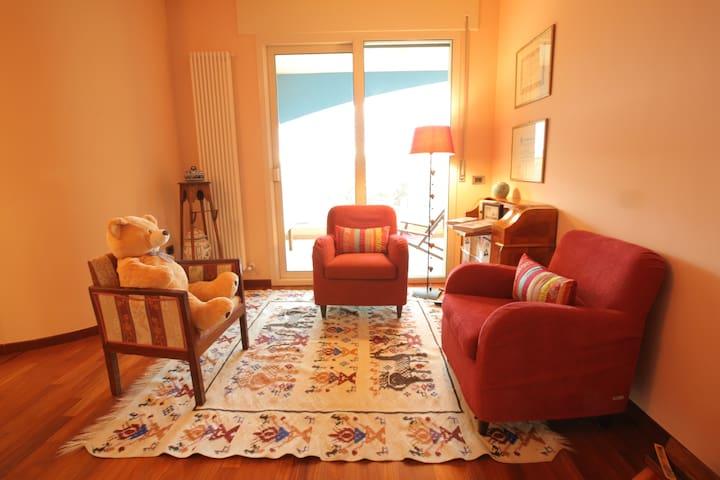Appartamento con vista a Pesaro