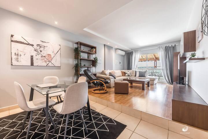Pazari Penthouse ⚡ Enjoy Albania Apartments