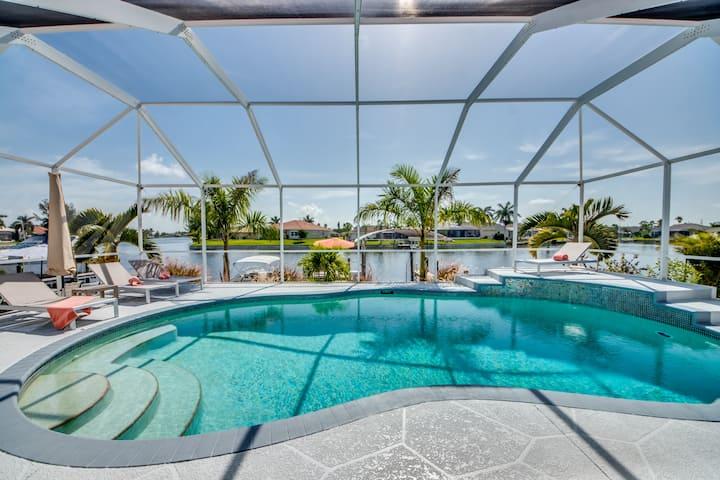 Villa Eyleen: Newrefurbished-Luxury-Quiet-Gulf-Wat