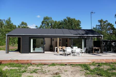 Brand new luxury summerhouse near forest and beach - Frederiksværk - Ev