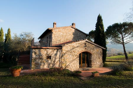 Tuscan Farmhouse 30mn from Florence - Pontassieve - Huvila
