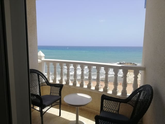 La Playa Blanca5,Flamingo,Beach,Sea View,Pool,WiFi