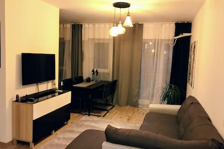 Private room-New apartment next to North Buss Hubs