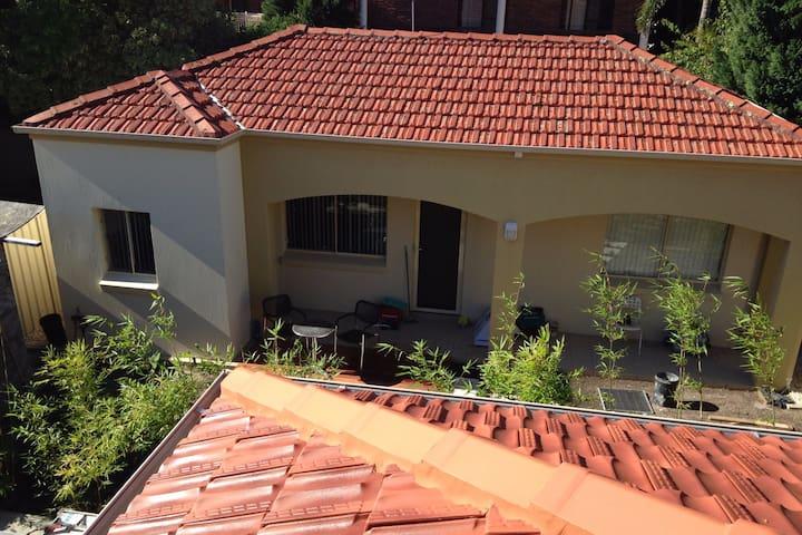 Guest House on Botany Bay Sydney