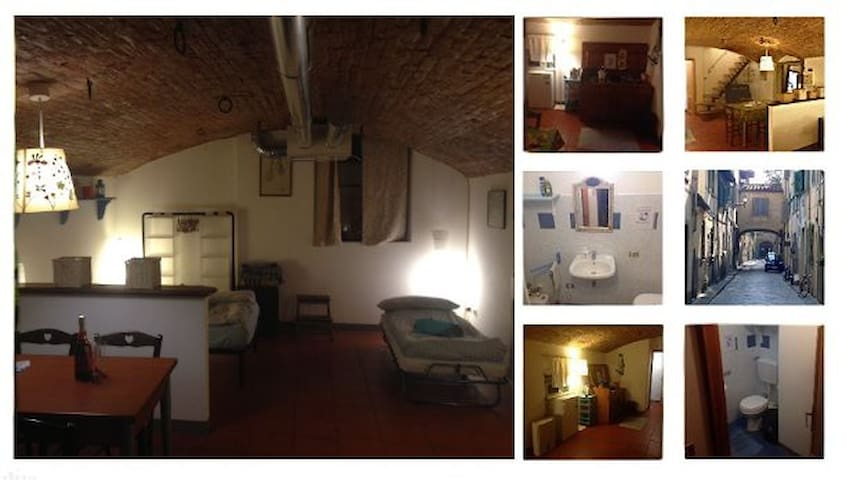 Noiseless and Historic Apartment - Florenz - Wohnung