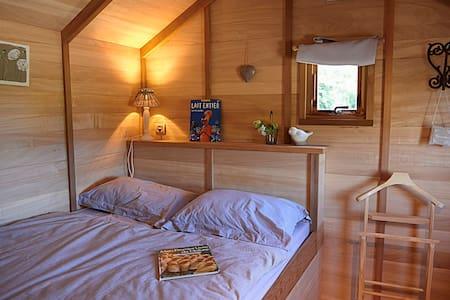 La Ferme de Croas Men : cabane à 7 Km de Morlaix - Plouigneau