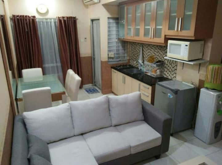 Affordable Apartment at the Heart Jakarta