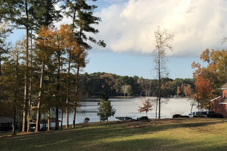 Hidden Gem on Lake Sinclair, Milledgeville, GA