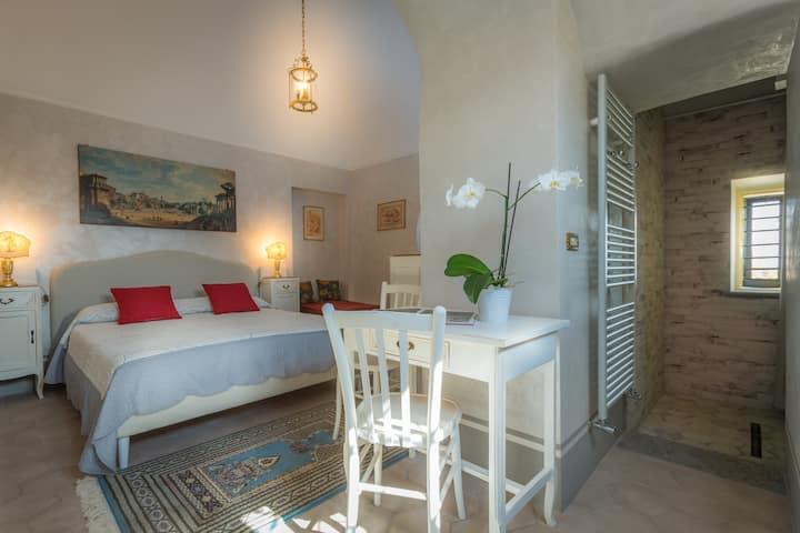 Junior suite @Casina degli Specchi, Dimora storica