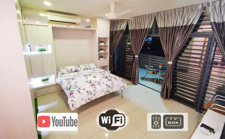 J & B Suite Mount Austin【HIGH SPEED WIFI+TV BOX】