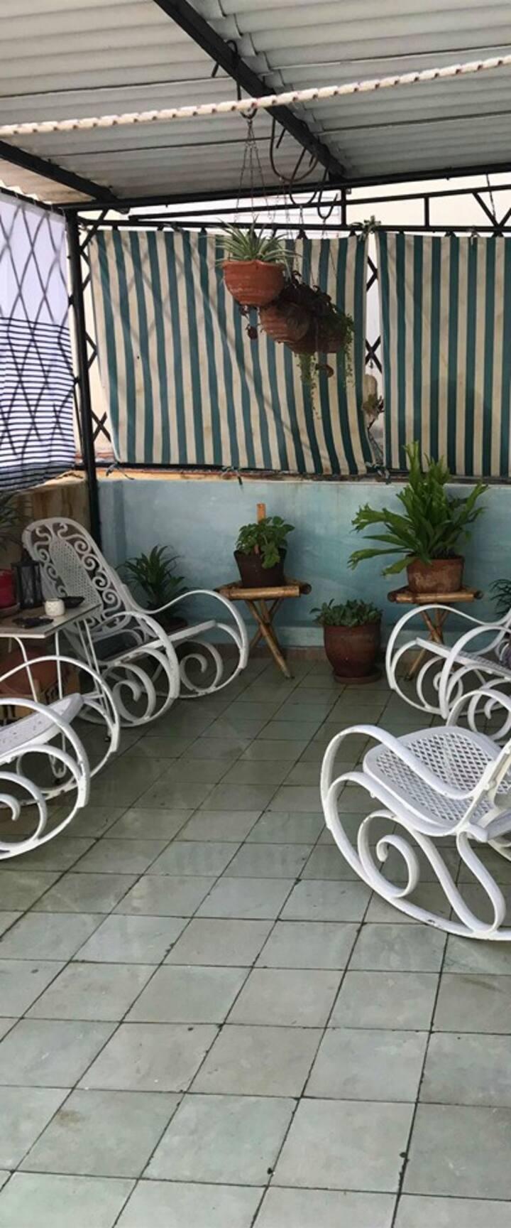 Lovely room in Havana