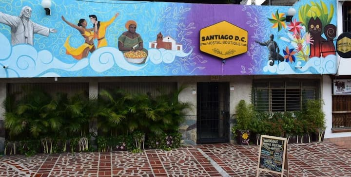 HOSTAL SANTIAGO D.C. BOUTIQUE