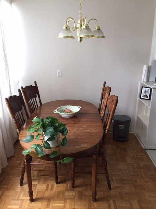 Dining room / eating area