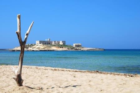 Lilla romantic villa near the beach - Marzamemi frazione di Pachino - วิลล่า