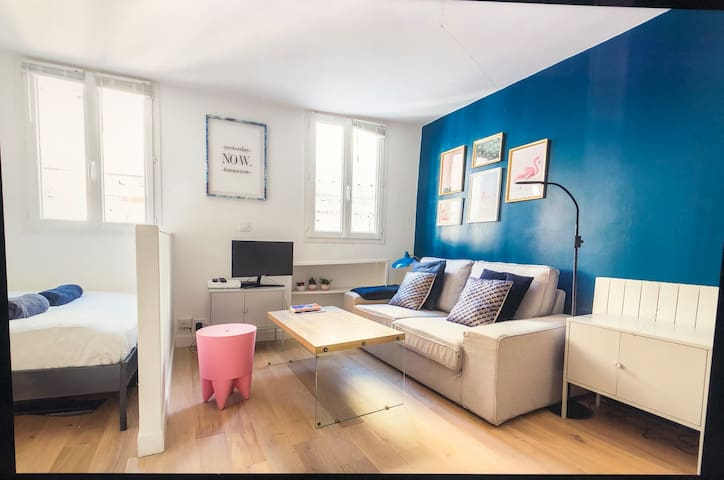 Brand new Montmartre apartment!