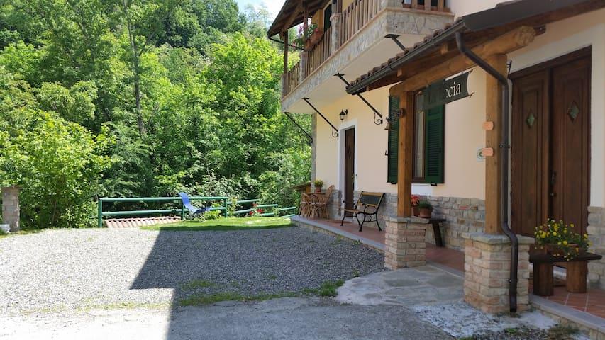 La Lacia Casa vacanza  nel verde ad Acqui Terme